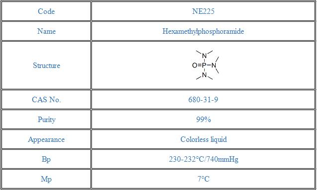 Hexamethylphosphoramide(680-31-9)