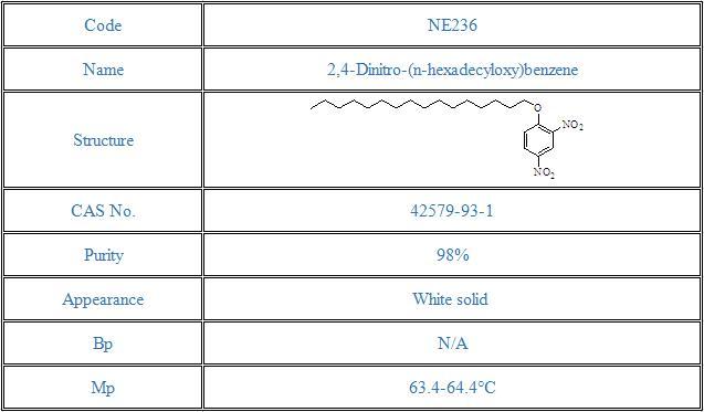 2,4-Dinitro-(n-hexadecyloxy)benzene(42579-93-1)