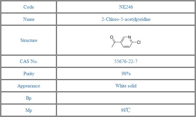 2-Chloro-5-acetylpyridine(55676-22-7)