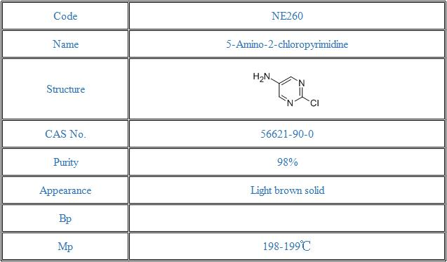 5-Amino-2-chloropyrimidine(56621-90-0)