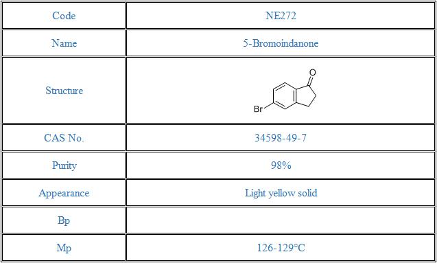 5-Bromoindanone(34598-49-7)